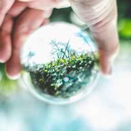 La economía circular contribuye al Desarrollo Sostenible.
